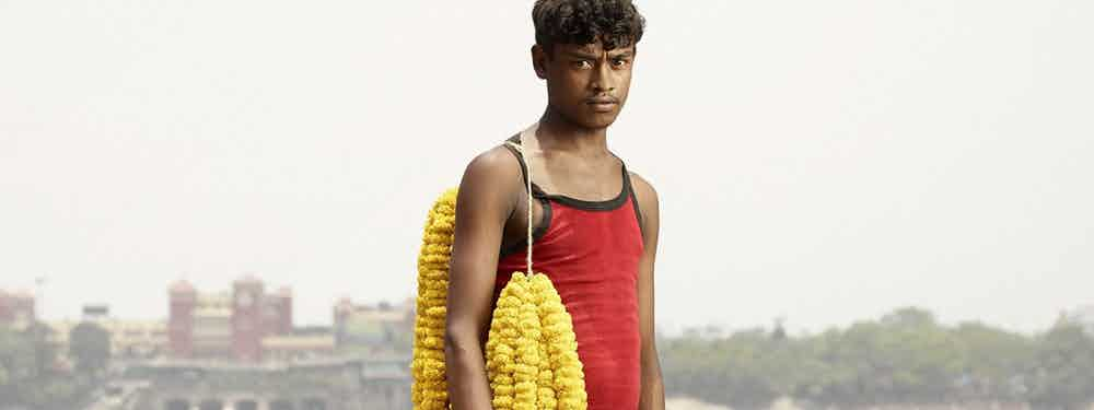 Flower Men Of India
