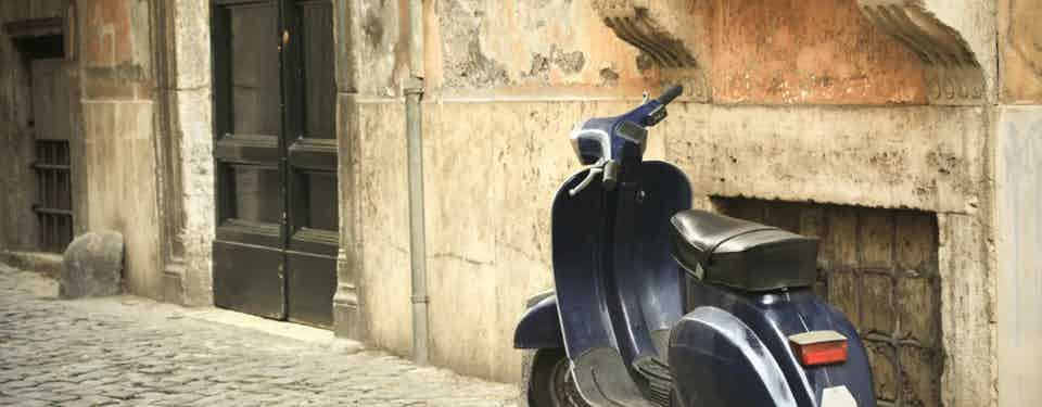 Giancarlo Fisichella's Style Guide To Rome