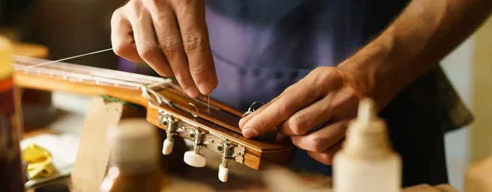 making an instrument