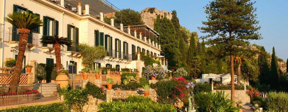 Taormina: Italy's Chic Island Hideaway