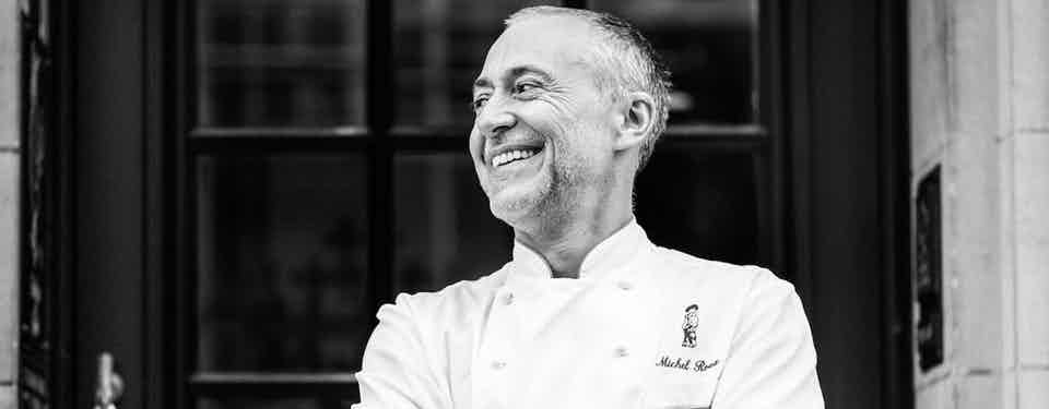 "Michel Roux Jr: ""Dishes I'd Travel For"""