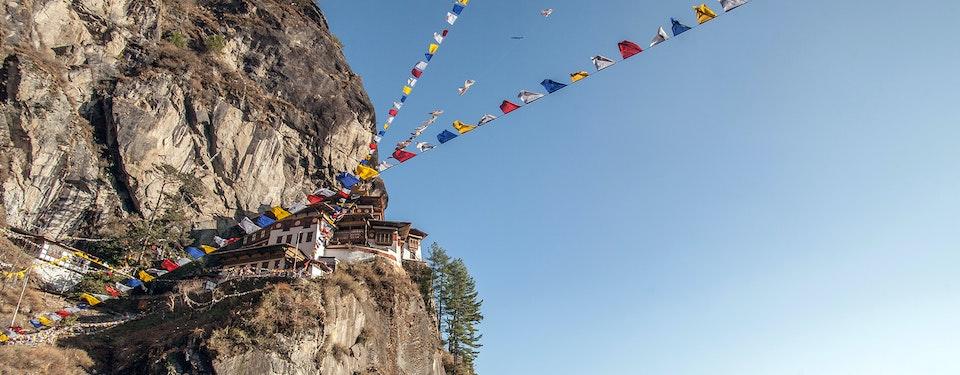 Bhutan_Taktsang Monastery