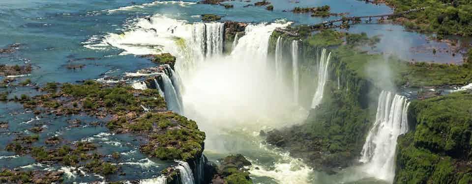 Brazil-Iguassu-Falls