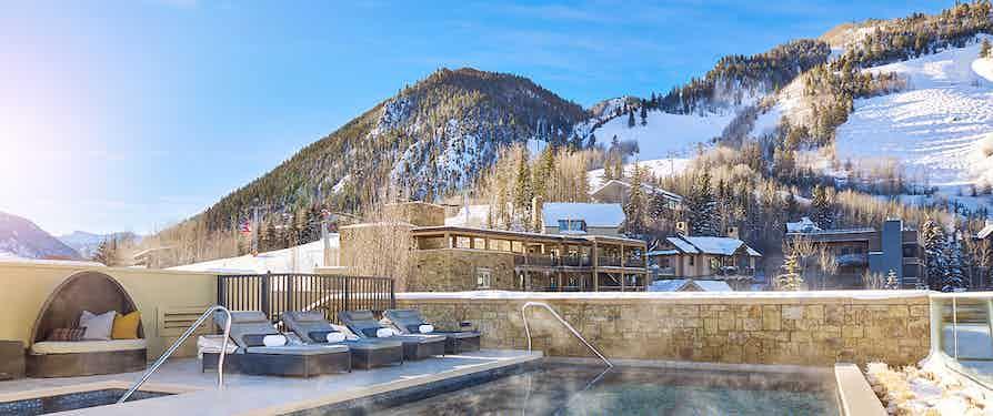Colorado Aspen The LIttle Nell