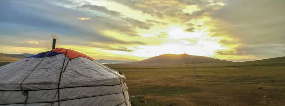 Dining With Nomads In Mongolia