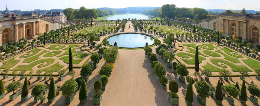 France Paris Versailles editorial only