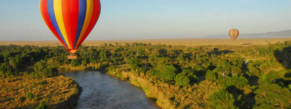 FREE NIGHT IN THE MASAI MARA