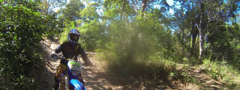 Off-Roading In Cambodia
