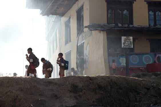Rosalyn Bhutan editorial only