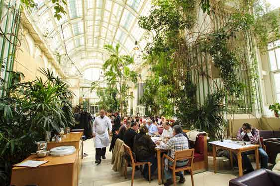 The Palmenhaus Vienna
