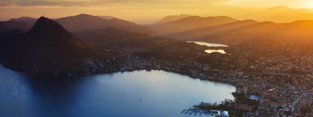 The Slow Life In Lugano