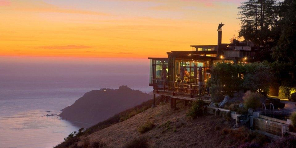 Big Sur Post Ranch Inn California
