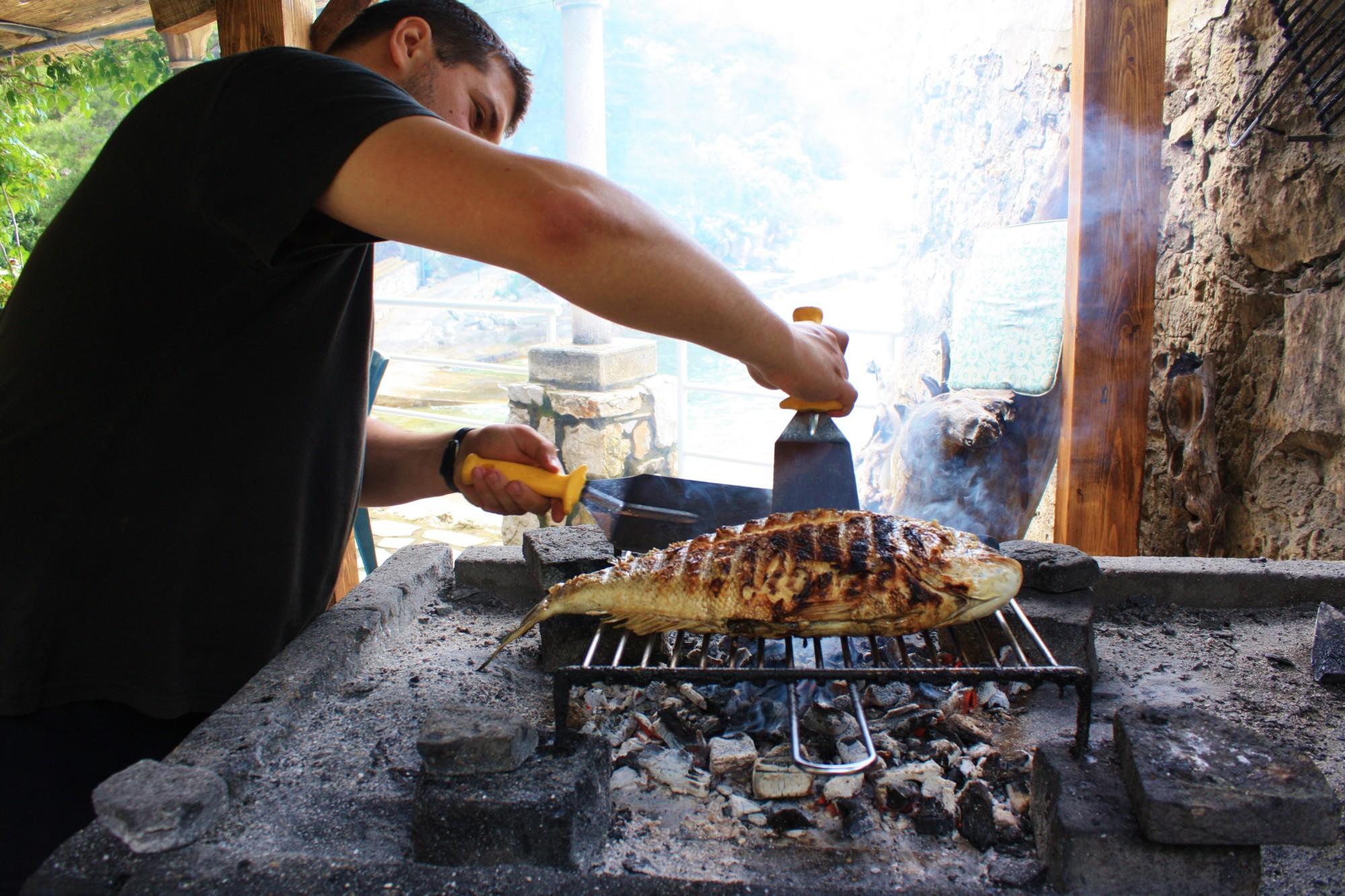 Croatia's Secret Seafood Restaurants