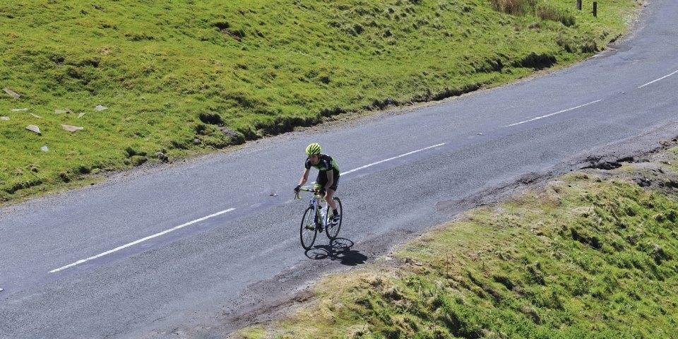 Cycling The Tour De France Route