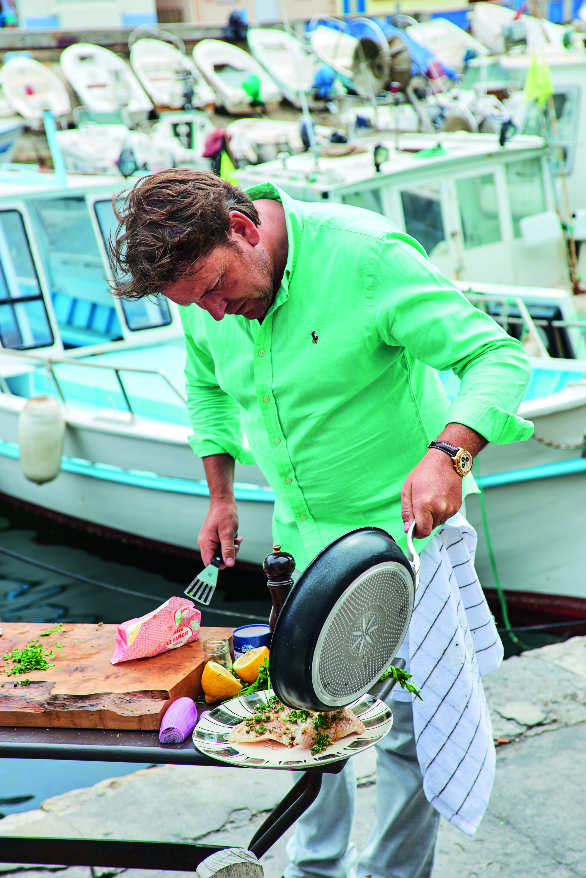 James Martin's Gourmet Road Trip