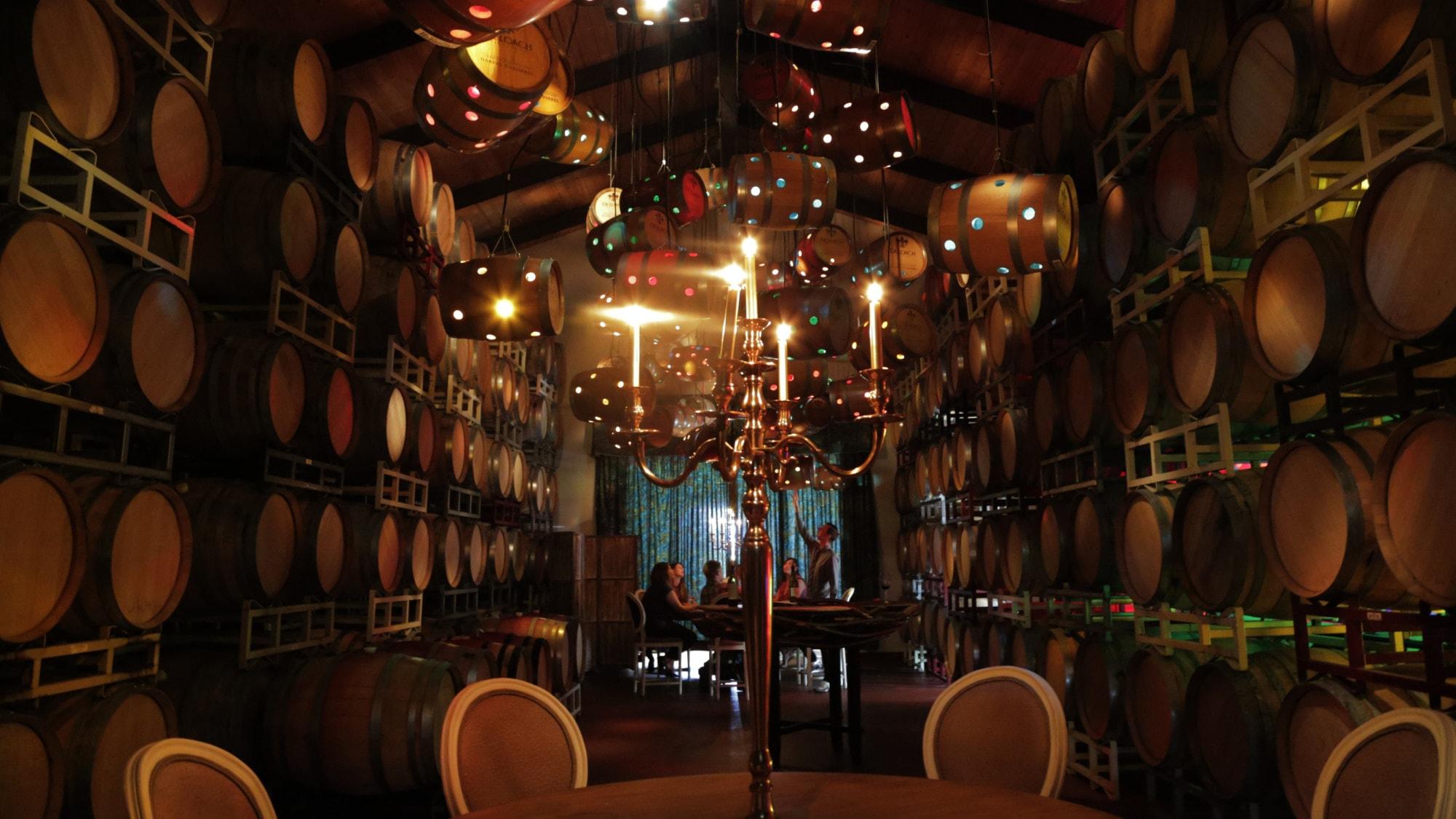 Deloach-Vineyards-Barrel-Room