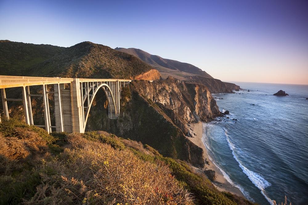California Bixby Bridge