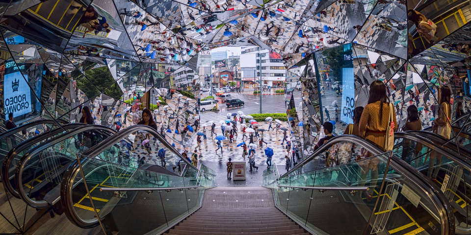 A Photographer's Take On Tokyo