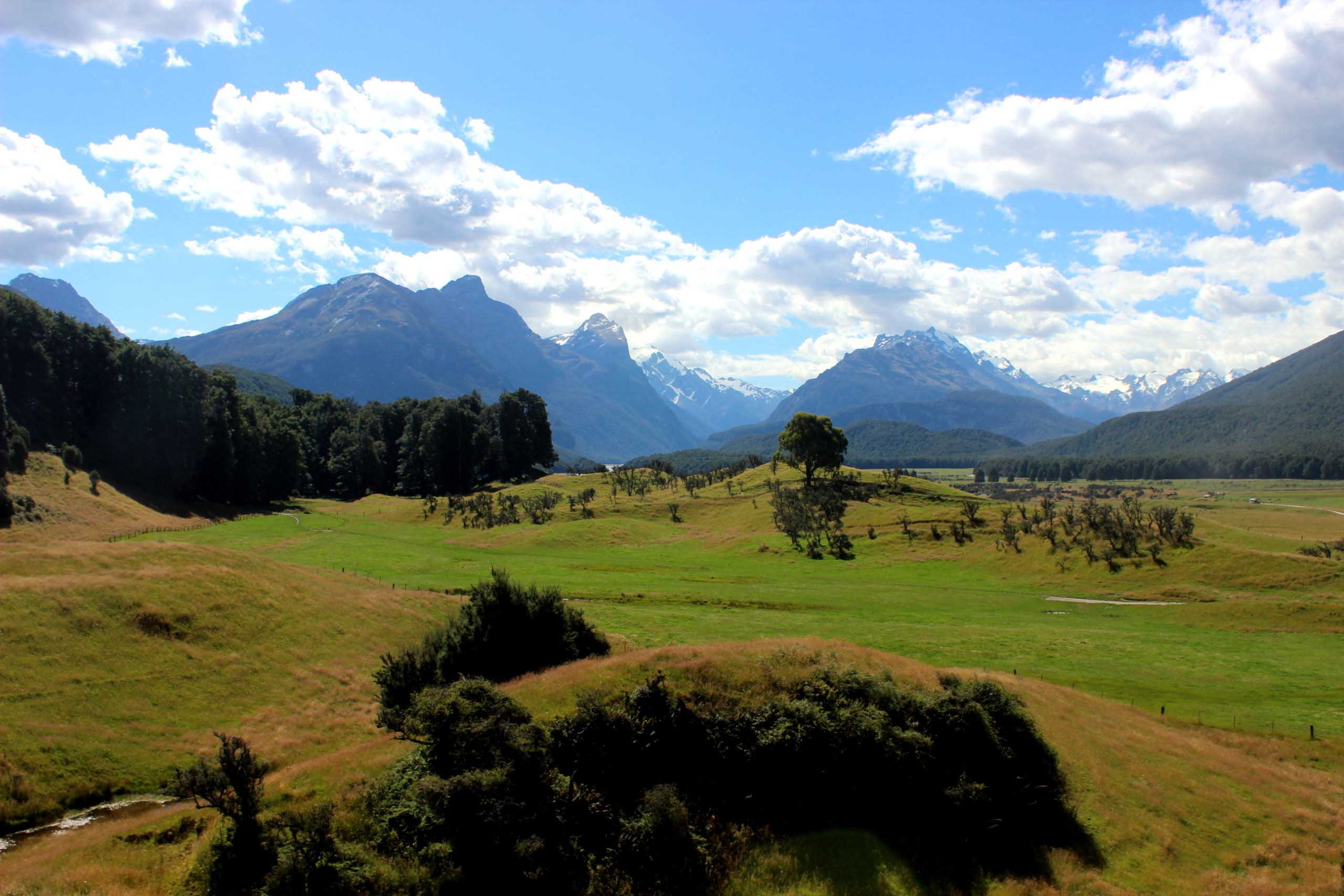 Landscapes of Glenorchy