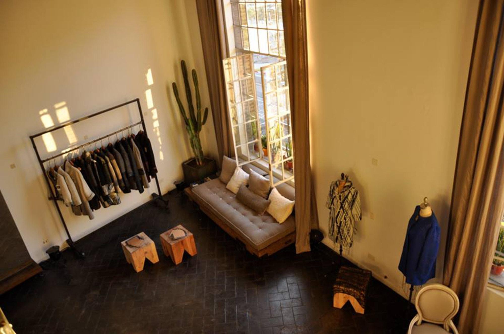 Manto Abrigos showroom