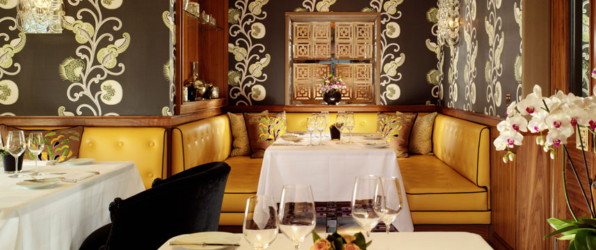 8 Best Private Dining Rooms In London