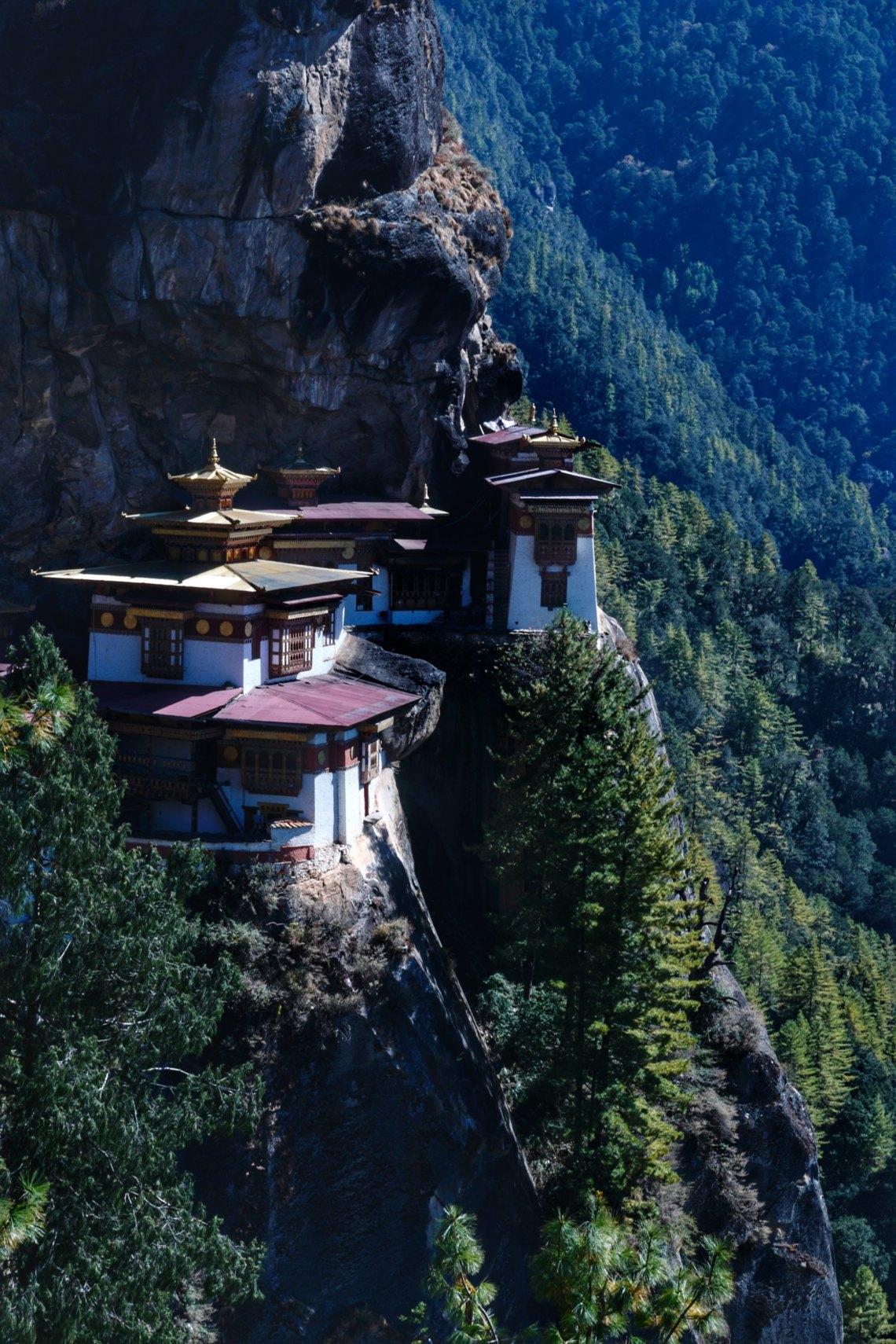 Photographer's Favourite Shots Of Bhutan