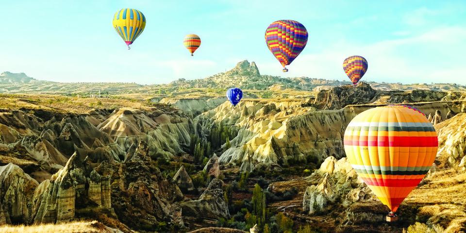 Unforgettable Balloon Rides In Asia