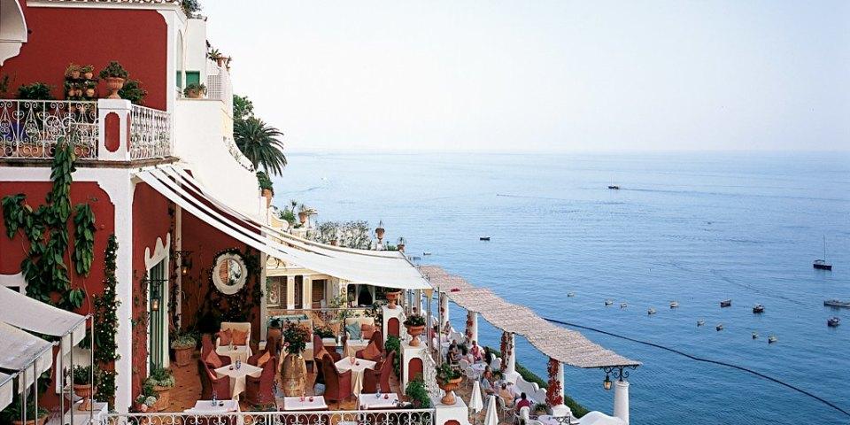 Le Sirenuse Italy