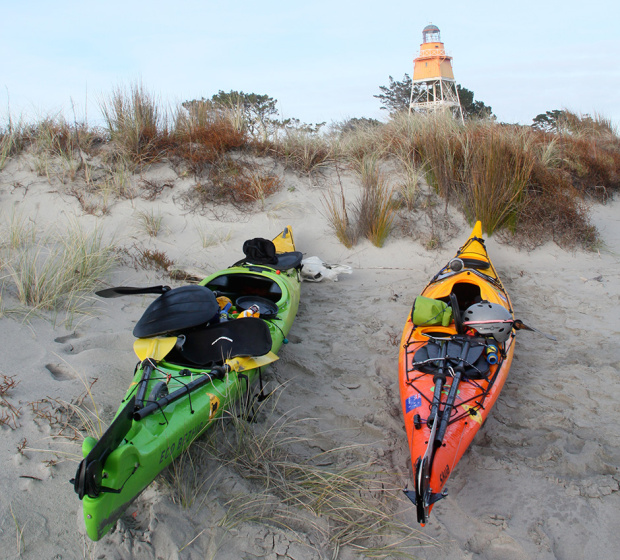 Record-Breaking Kayak Trip Around New Zealand In Winter