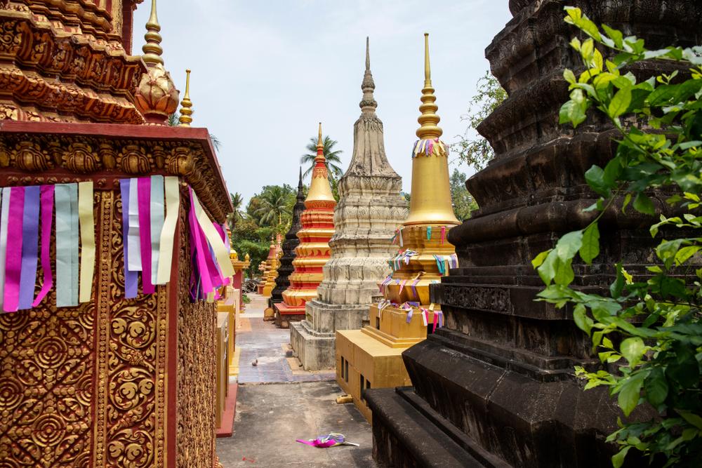 Wat Damnak Cambodia