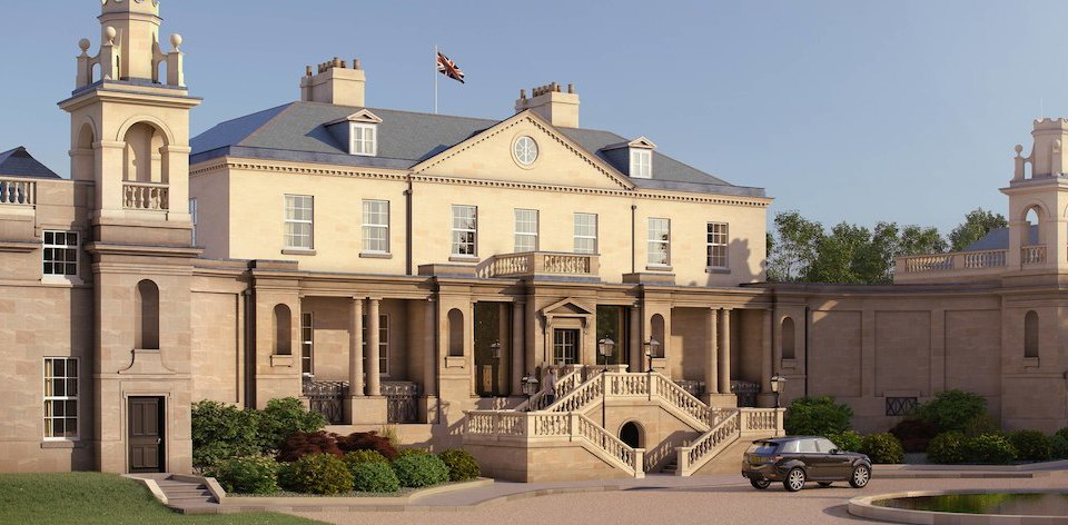 3 NEW ENGLISH COUNTRY HOUSES THAT YOU CAN STAY IN