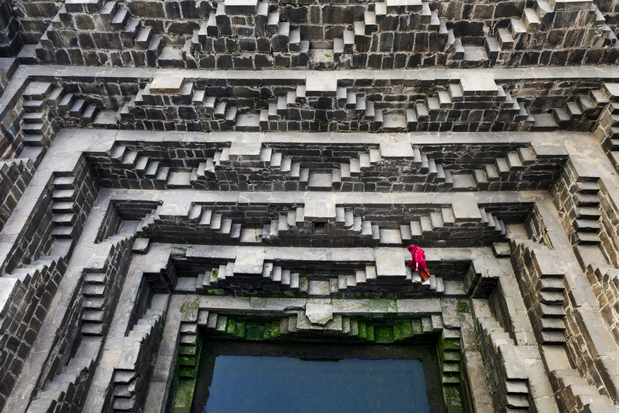 Vacheron Constantin - Steve McCurry - Chand Baori India 2
