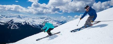 Whistler, British Columbia/Canada, Blackcomb