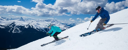 Whistler, British Columbia/Canada, Blackcomb