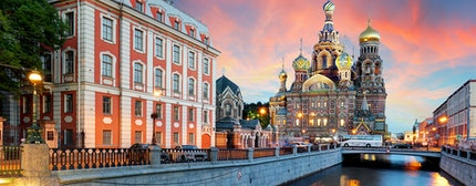 St. Petersburg - Church of the Saviour, Russia