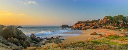 Panama in Srilanka near to Batticaloa and trincomalee, srilanka beach