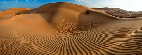 Empty Quarter, oMAN