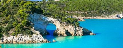 Puglia - Natural park Gargano