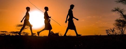 Turmi, Omo Valley, Ethiopia, Hamer tribe