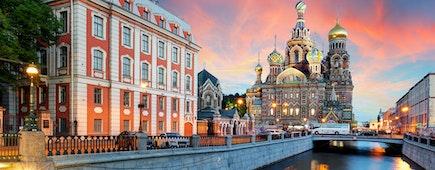 St. Petersburg - Church of the Saviour, Russia