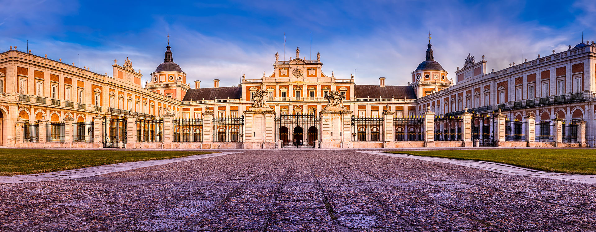 Aranjuez Royal Palace, Madrid, Spain