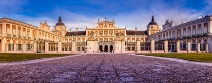 Aranjuez Royal Palace, Madrid, Spain