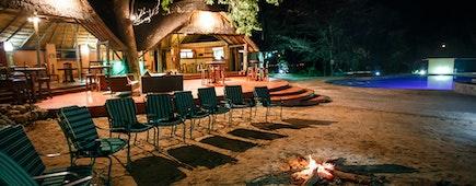 Luxury safari camp in Chobe National Park