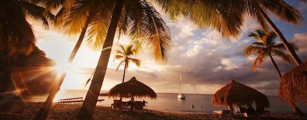 Anse Chastanet_Beach