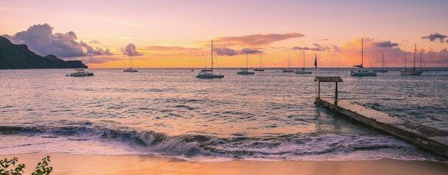 Bequia_Sunset