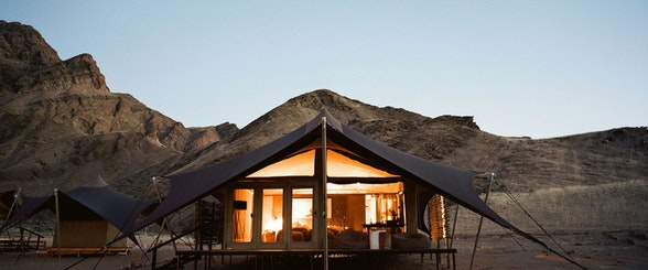Hoanib Valley Camp Lightfoot Travel