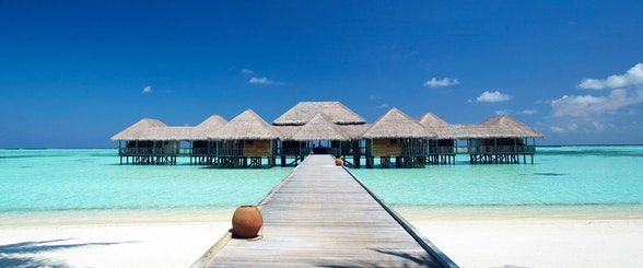 Maldive luxury accommodation