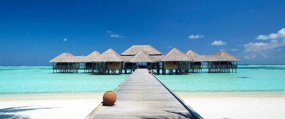 Maldive luxury accommodation