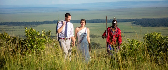 Safari Honeymoon Offers