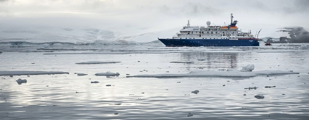 Sea Spirit_In Svalbard